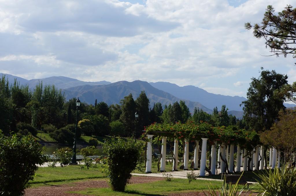 Mendozas stora park