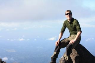 Anders på Kilimanjaro 2010