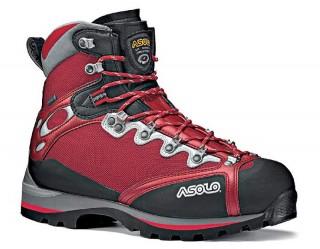 Nya alpinskor - Asolo Glacier GV GTX