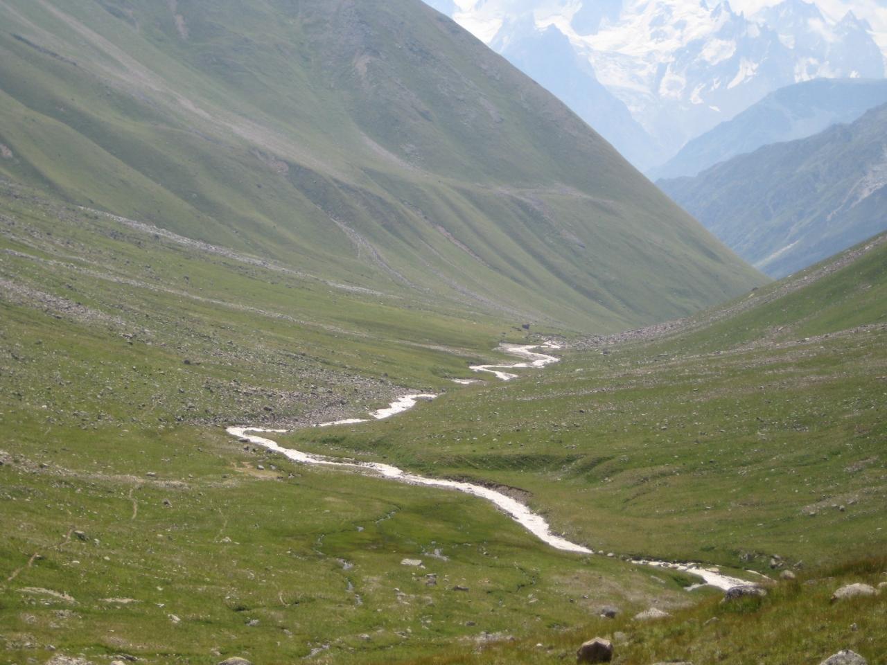 Elbrus utsikt